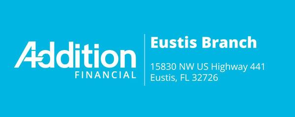 Eustis Bracnh: 15830 NW US Highway 441, Eustis, FL 32726