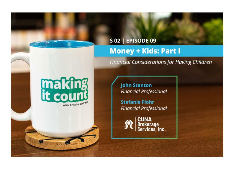 Latest Episode: Financial Considerations for Having Children