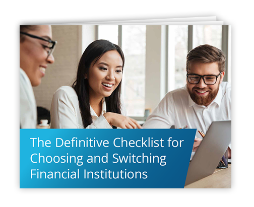 The Definitive Checklist for Choosing and Switching Financial Institutions