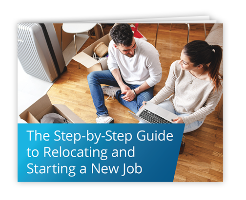 The Step-by-Step Guide to Relocating and Starting a New Job