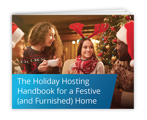The Holiday Hosting Handbook for a Festive (and Furnished) Home