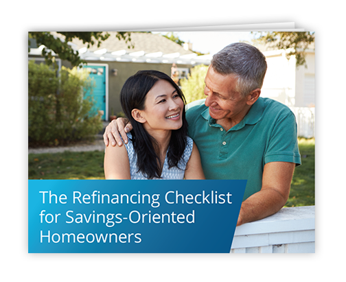 The Refinancing Checklist for Savings-Oriented Homeowners