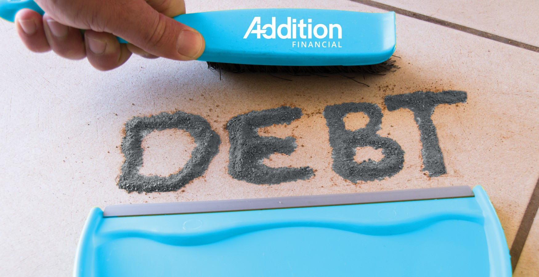Debt Consolidation Landing page mobile
